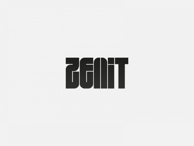logo design zenit, stoner band logotype