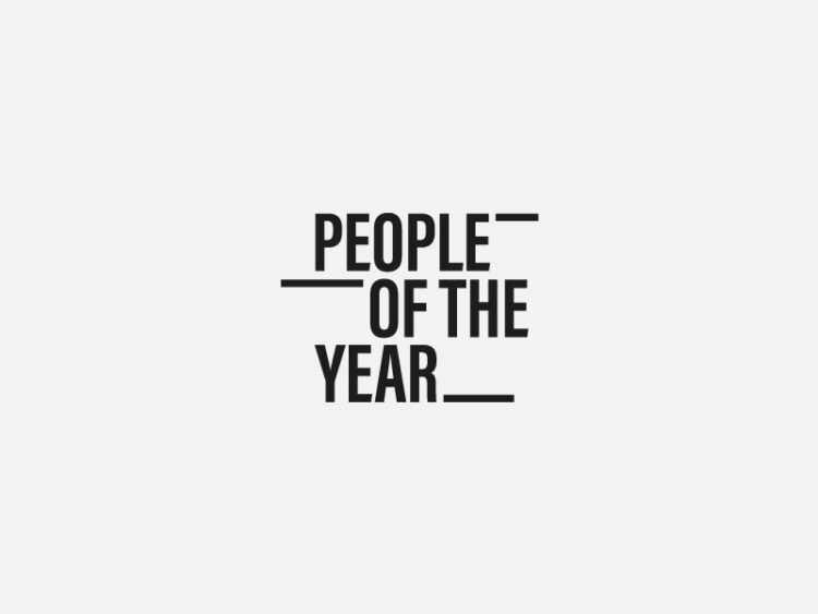 logo entwicklung people of the year